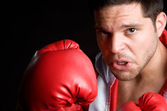 Boxing Man Stock Photos
