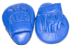 Boxing Mitts Royalty Free Stock Images