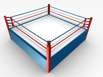 Boxing Ring Stock Photography