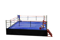 Boxing Ring Royalty Free Stock Photos