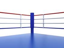 Boxing ring Stock Image