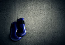 Boxing sport concept Stock Image