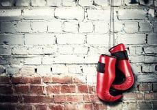 Boxing sport concept Stock Photo
