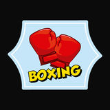 Boxing sport Stock Images