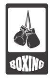Boxing sport Royalty Free Stock Photos