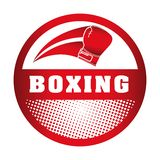 Boxing sport Stock Photography