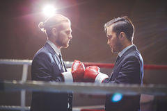 Boxing sport Royalty Free Stock Image
