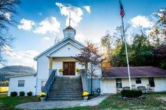 Boxley kościół baptystów Zdjęcia Stock