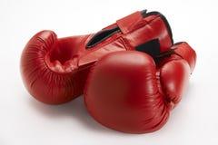 Boxninghandskar Royaltyfri Fotografi