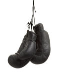 boxninghandske Royaltyfri Foto