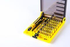 Boxset de trousses à outils Image libre de droits