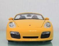 Boxster modelo S de Porsche Front View Foto de archivo libre de regalías