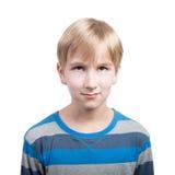 Boy'sportret Royalty-vrije Stock Fotografie