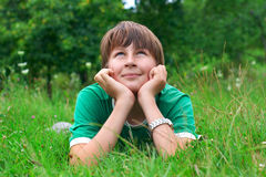 Boy Stock Photography