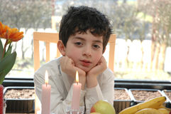 Boy. Portrait of a young boy Royalty Free Stock Image