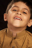 Boy. Young south asian looking at camera royalty free stock images
