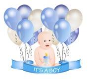 It is a Boy Stock Image
