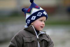 A boy. A little boy Stock Images