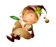 A boy Royalty Free Stock Images