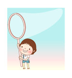 A boy Royalty Free Stock Photography