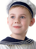 The boy Royalty Free Stock Photos