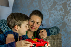 Free Boy And Mother Royalty Free Stock Photo - 67039865
