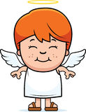 Boy Angel Stock Photos