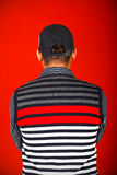Boy back Stock Photos