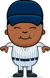 Boy Baseball Player Royalty Free Stock Photo
