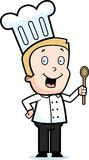 Boy Chef Royalty Free Stock Image