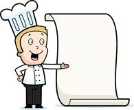 Boy Chef Stock Images