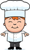 Boy Chef Stock Image