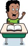 Boy Classroom Stock Image