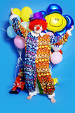 Boy clown Stock Photos