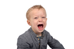 Boy cry Royalty Free Stock Image