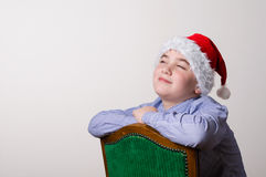 Boy dreams Royalty Free Stock Photo