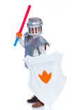 Boy dressed as a Knight Royalty Free Stock Image