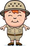 Boy Explorer Stock Images