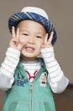 Boy expression Royalty Free Stock Photos