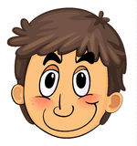 A boy face Stock Photos