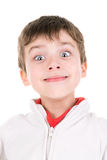 Boy faces Royalty Free Stock Image