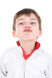 Boy faces Royalty Free Stock Photography