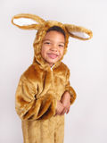 Boy in fancy dress costume. Royalty Free Stock Images