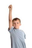 Boy Fist Stock Image