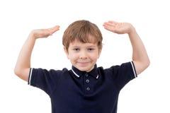 Boy Fun Royalty Free Stock Image