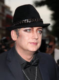 Boy George Stock Photo