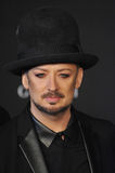 Boy George Royalty Free Stock Photo