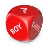 Boy or girl? Stock Photos