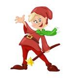 Boy the gnome Stock Image