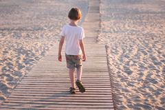 The boy Royalty Free Stock Images